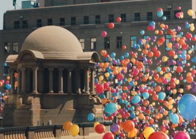 """Sky – """"Balloons"""" Directors Cut"""